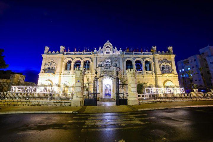 قصر جاسر يحصد جائزة الفندق التاريخي