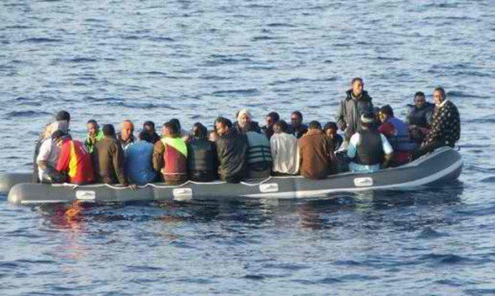مصرع 8 مهاجرين غرقًا قبالة تونس