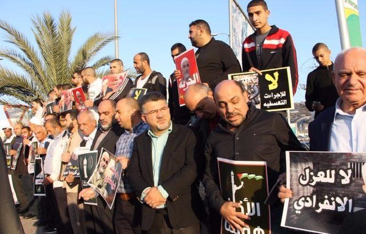 صحيفة إسرائيلية تحرّض على أم الفحم للتضامن مع الشيخ صلاح
