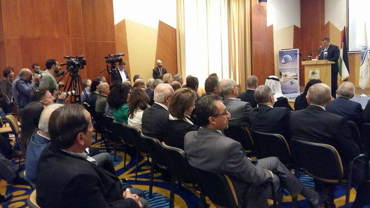 القنصل الأمريكي العام يطلق مشروع حماية برك سليمان في بيت لحم