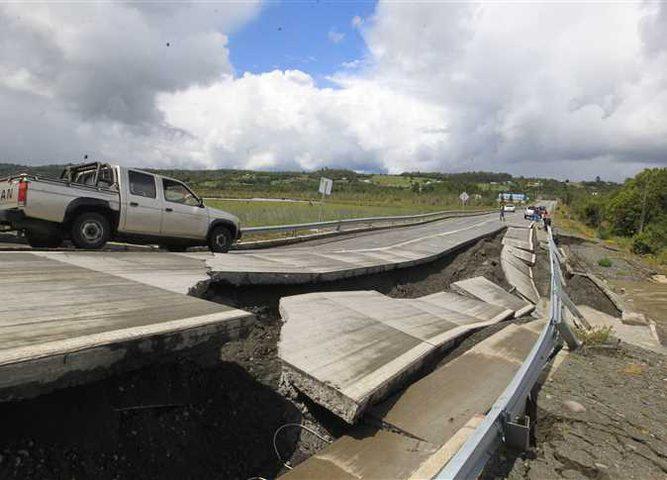 تشيلي:زلزال بقوة 6,3 درجات يضرب شمال البلاد