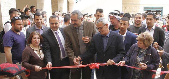 انطلاق فعاليات أسبوع التراث الفلسطيني في الخليل