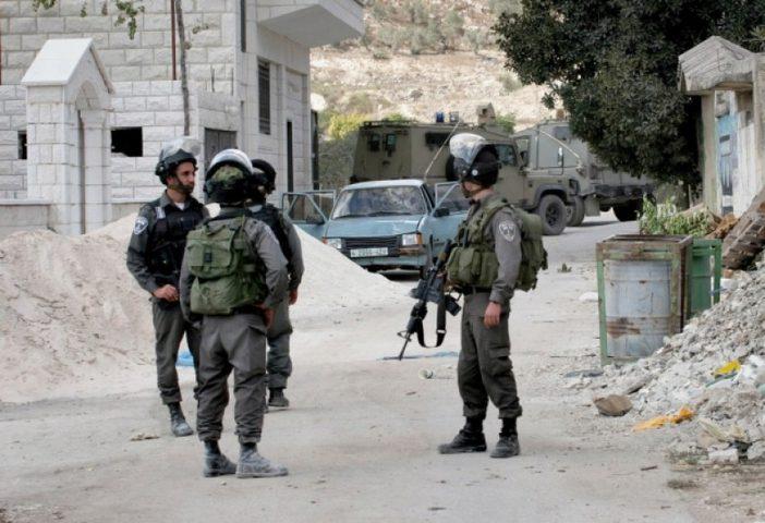 الاحتلال يداهم منازل المواطنين في بيت لحم