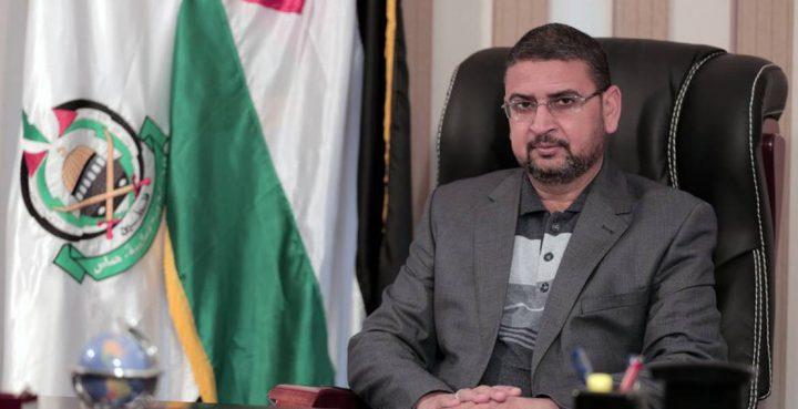 أبو زهري: جلسات الحوار في القاهرة جدية وعميقة