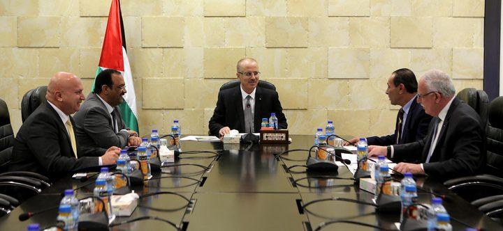 رئيس الوزراء يترأس اجتماع اللجنة المكلَّفة بمتابعة انضمام فلسطين للإنتربول