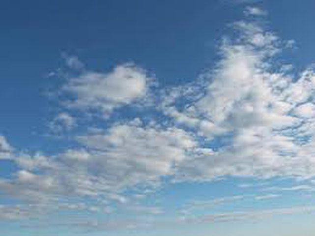 حالة الطقس: الحرارة أدنى من معدلها السنوي العام بقليل