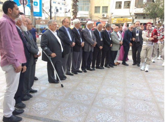 انطلاق فعاليات مهرجان ايام القدس الثقافية الثاني