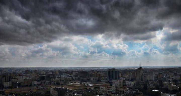 حالة الطقس: انخفاض الحرارة وفرصة ضعيفة لسقوط امطار