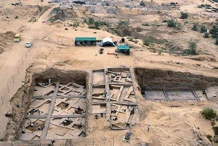 وقف الاعتداءات على موقع تل السكن الأثري في غزة