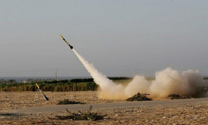 سقوط صاروخين على اسرائيل