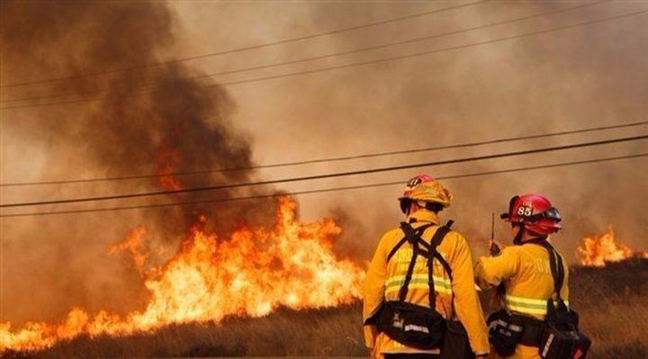 ارتفاع عدد قتلى حرائق كاليفورنيا