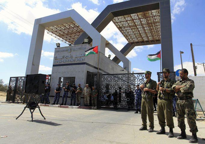 معبر رفح مغلق عقب استشهاد 6 عسكريين مصريين