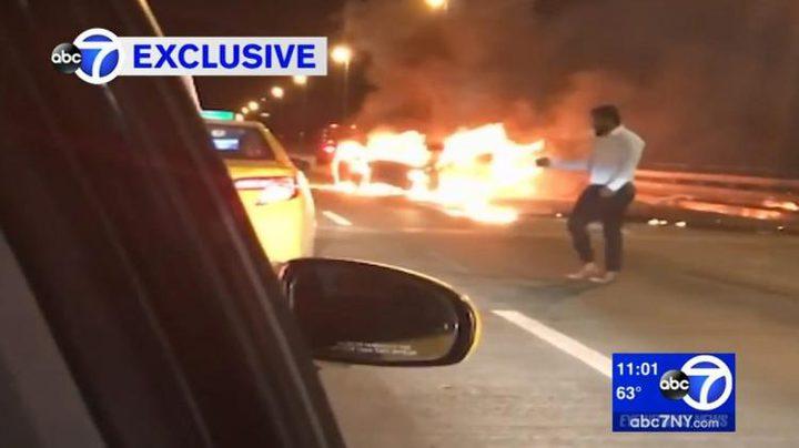 شاب يترك امرأة في سيارة ويغادرها يتهم القتل العمد
