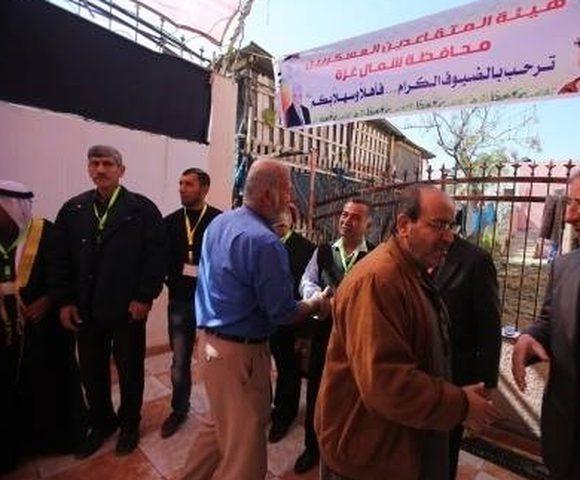 بالأسماء.. اعلان نتائج انتخابات المتقاعدين العسكريين بقطاع غزة