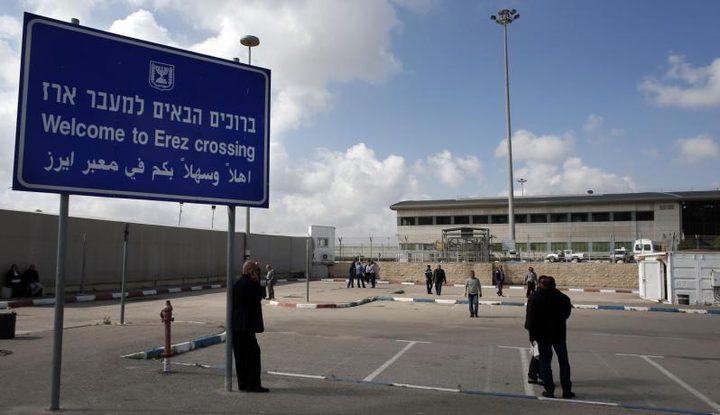 وفد هيئة المعابر يصل قطاع غزة