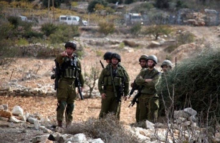 سلطات الاحتلال تستولي على 3 دونمات شرق بيت لحم