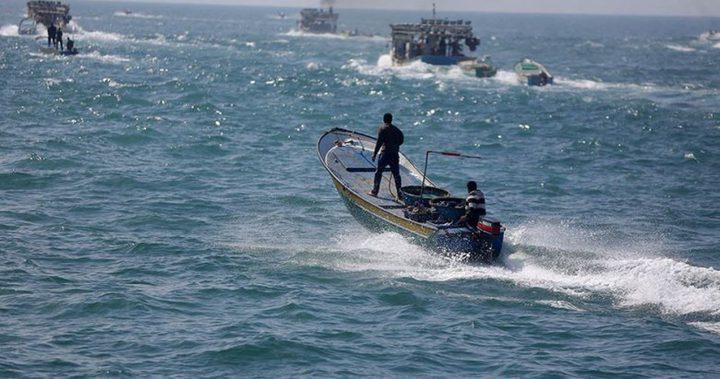 قرار بتوسيع مساحة الصيد ببحر غزة