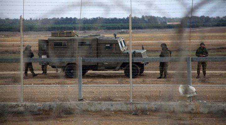 الاحتلال يعتقل فلسطينيا اجتاز الجدار شمال القطاع