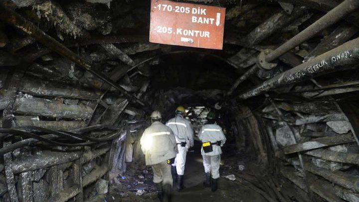 مقتل أربعة عمال في إنهيار منجم فحم في تركية