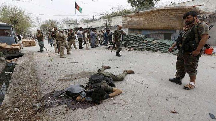 مقتل 29 شخصا في هجوم مسلح بأفغانستان