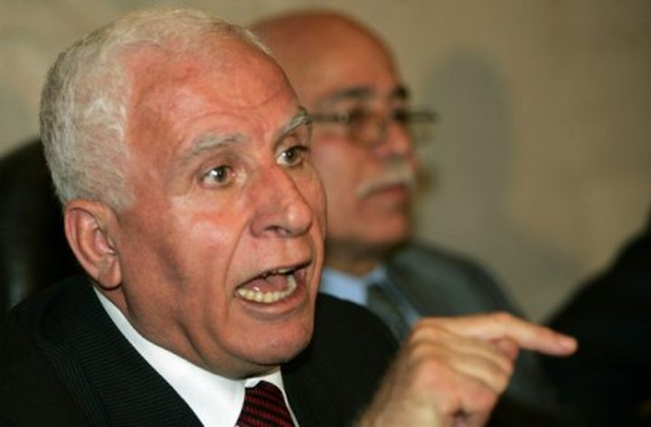 """الأحمد يدعو """"البرلمان الدولي"""" لاستكمال اعتراف حكوماته بدولة فلسطين"""