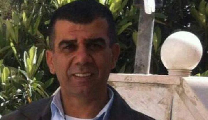 الاحتلال يرفض استئناف الاسير الاداري نضال ابو عكر