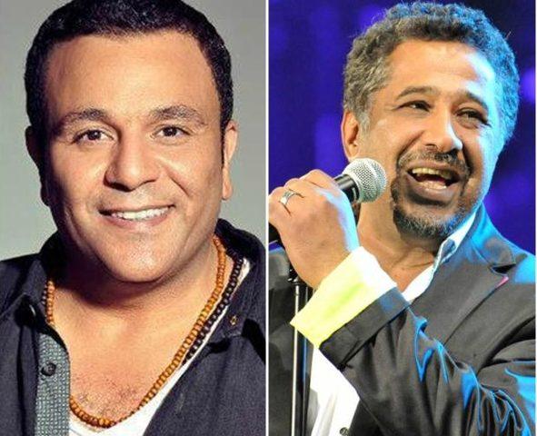 أزمة بين الشاب خالد ومحمد فؤاد بسبب أغنية