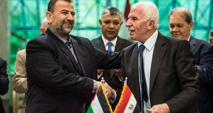 فتح في غزة: المصالحة هي مدخل حماية المشروع الوطني