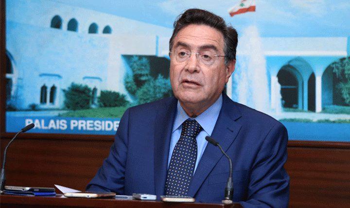 وزير لبناني: اسرائيل أصبحت قرصانا دوليا ولا أحد يحاسبها