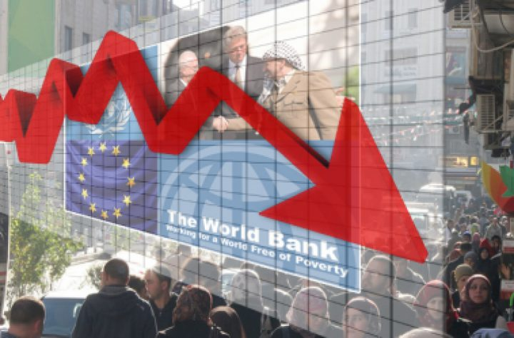البنك الدولي: مأزق عملیة السلام يعيق تحقیق انتعاش اقتصادي