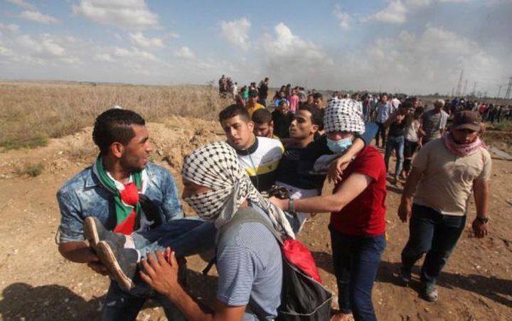 إصابة فتى برصاص الاحتلال شمال القطاع
