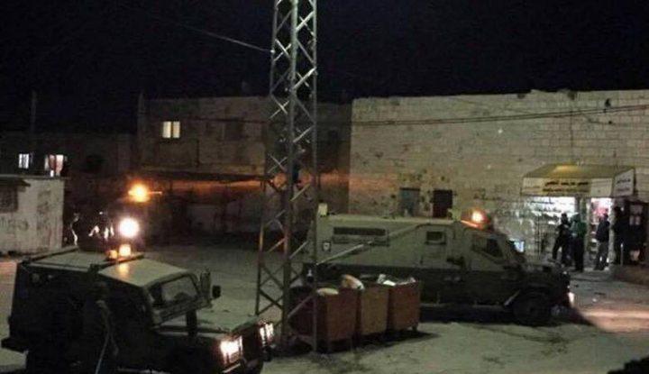 الاحتلال يقتحم بلدة كفل حارس