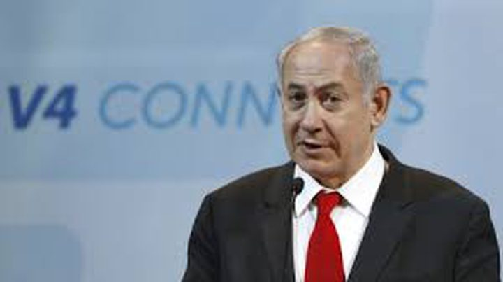"""نتنياهو: لن نجري أي مفاوضات مع """"منظمة ارهابية"""""""