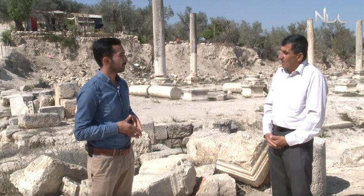جولة في مدينة سبسطية متعددة الحضارات