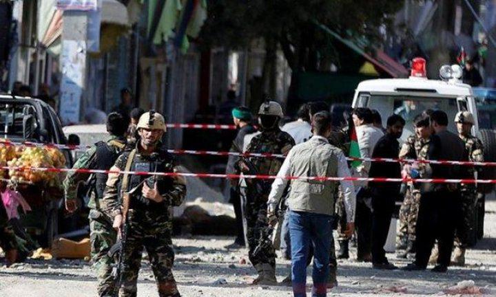مقتل 70 شخصًا بتفجير إنتحاري في كابول