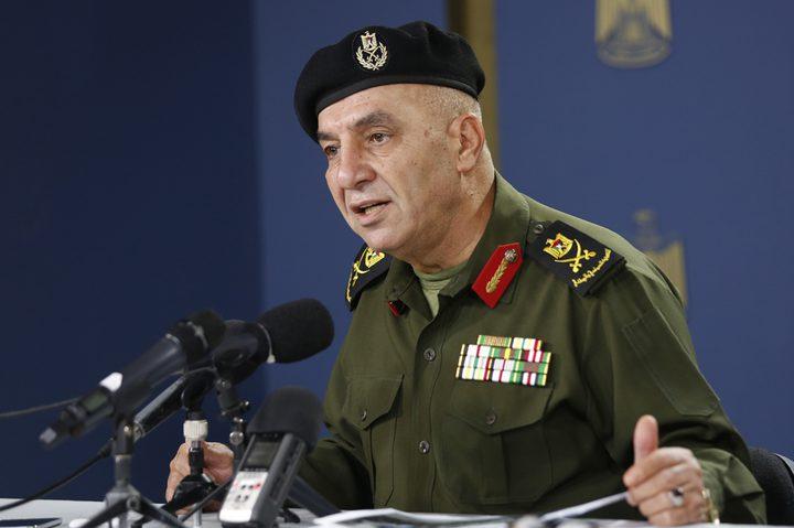 """الضميري لـ""""النجاح الاخباري: لا محاصصة في الأمن... وسنتوجه لغزة قريبًا"""