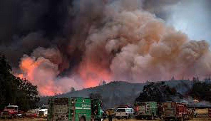 خسائر حرائق كاليفورنيا تتجاوز مليار دولار