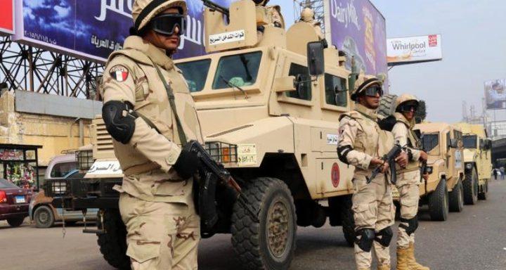"""ارتفاع شهداء الجيش المصري لـ54 عنصرًا  """"محدث"""""""
