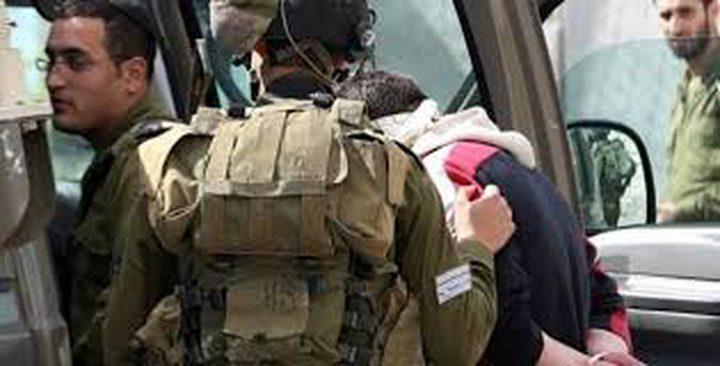 الاحتلال يعتقل شابا من قرية كفيرت جنوب جنين