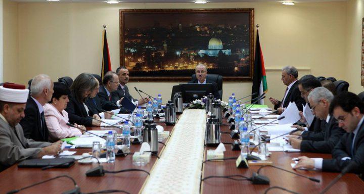 الحكومة تنعى شهداء القوى الأمنية في مصر