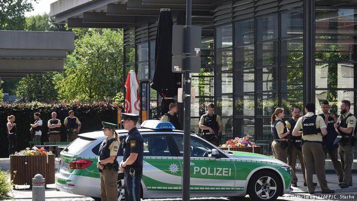 إصابات بحادث طعن في ميونيخ الألمانية