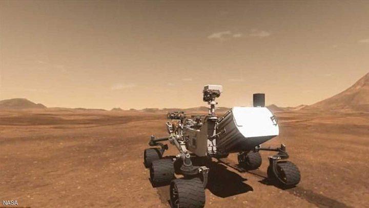 """ناسا تطلق """"الوصول إلى المريخ"""".. جولة للفضوليين"""