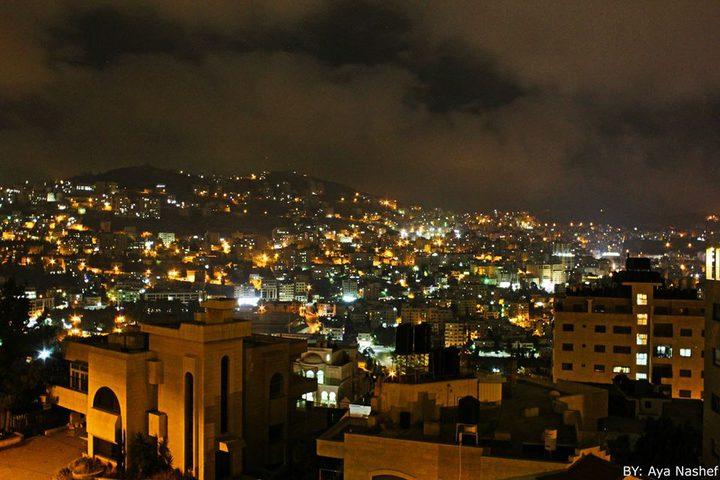 فصل التيار الكهربائي عن عدة مناطق في نابلس غدًا