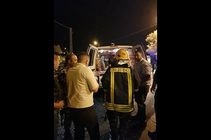 26 حادث حريق وإنقاذفي محافظات الضفة