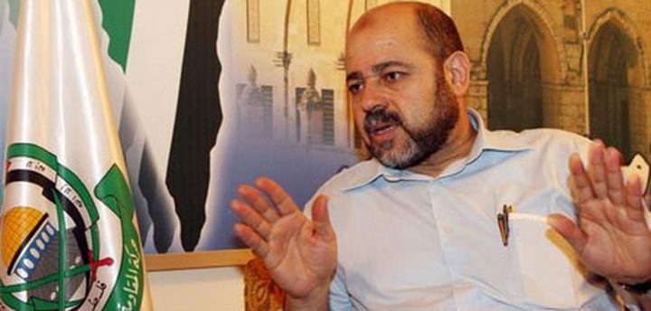 أبو مرزوق: سلّمنا ما طلبته فتح وزيادة ومقبلون على مرحلة حساسة