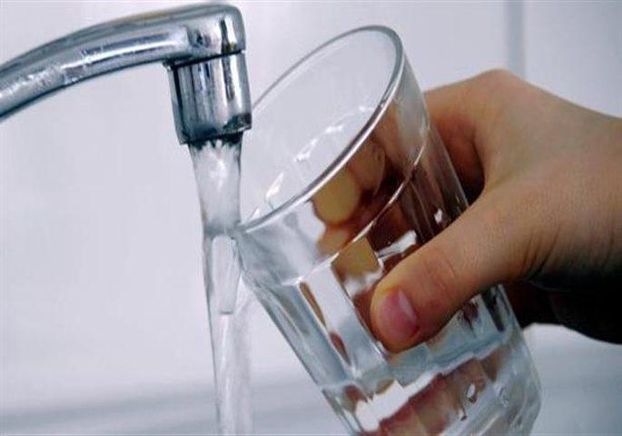 جدول توزيع المياه في نابلس