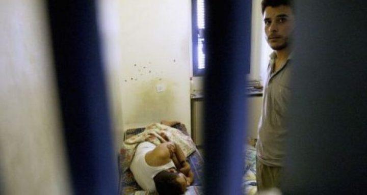 """الأسير """"شوكة"""" يدخل يومه الـ12 بالاضراب والاحتلال يمنع زيارته"""