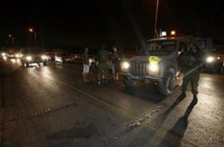 الاحتلال يعيق تحركات المواطنين غرب جنين