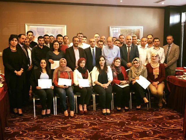 النيابة العامة تختتم دورة تدريبية في الأردن لأعضاء نيابة مكافحة الجرائم المرورية