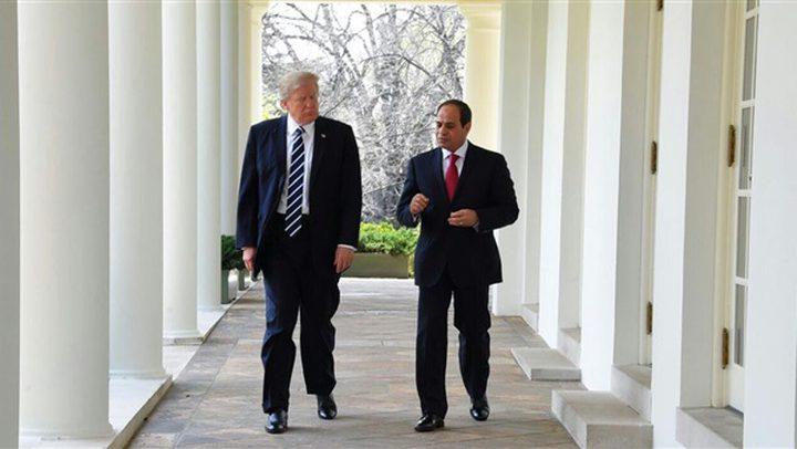 البيت الأبيض: مصر ساعدتنا على كسر الباب أمام غزة